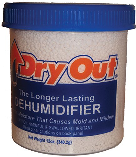 Jet Chemical Dry Out Dehumidifier 01-1015 (Pack of 12) by Jet Chemical