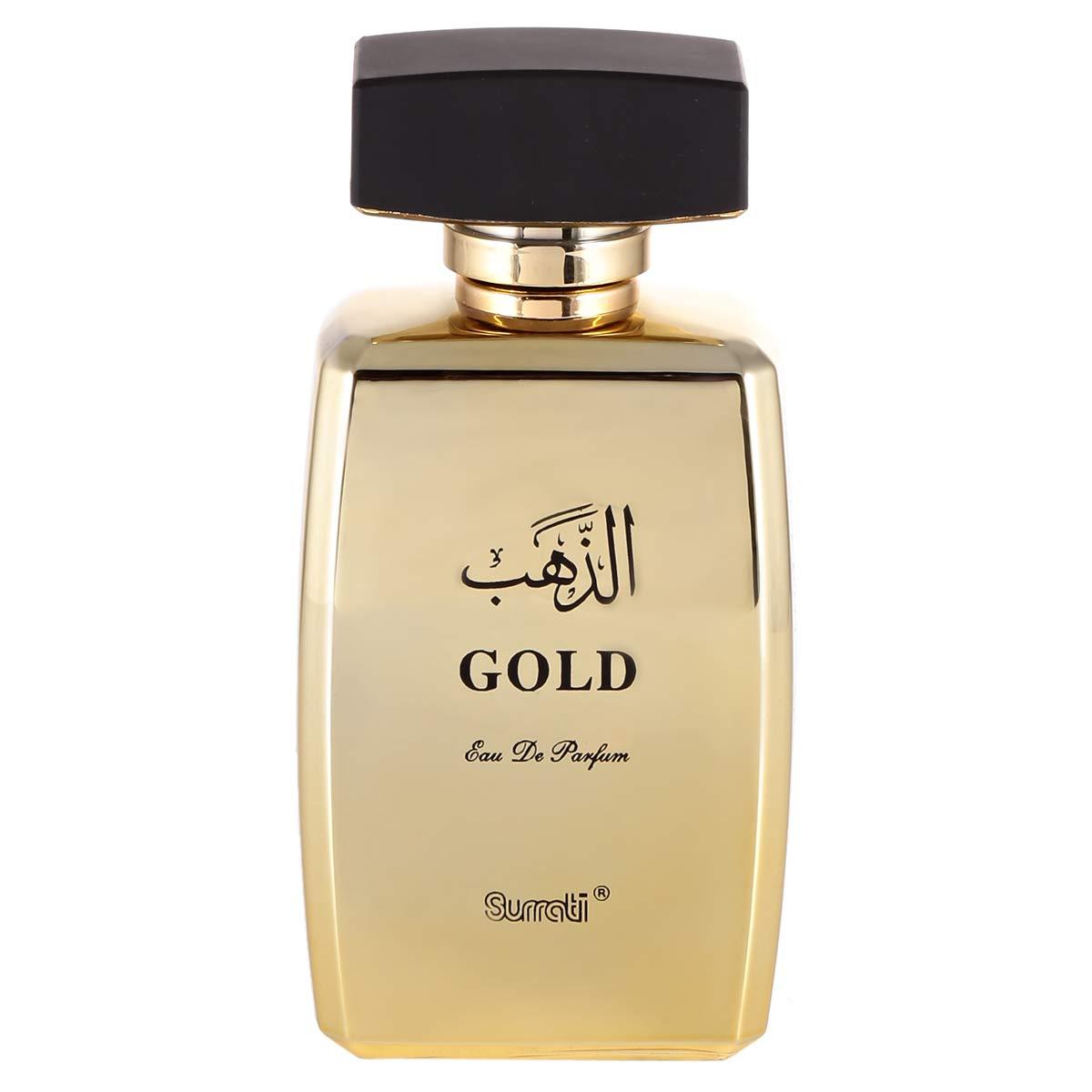 daf949d83 Gold by Surrati for Women - Eau de Parfum, 100ml: Amazon.ae: Surrati  Perfumes Est.