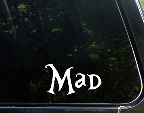 Mad Inspired by Alice In Wonderland (5-1/2