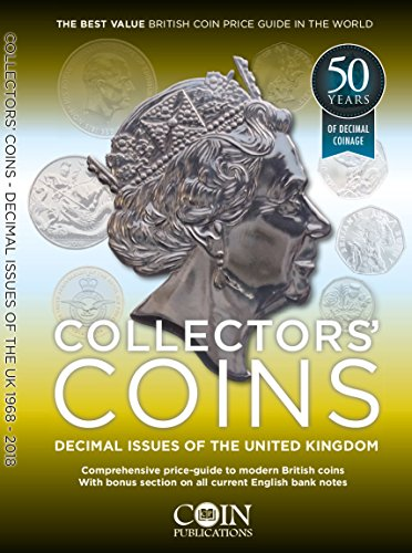 Collectors' Coins: Decimal Issues of the United Kingdom 1968 - 2018: Collectors' Coins - Coin Pence Silver