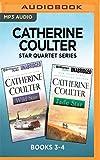 Catherine Coulter Star Quartet Series: Books 3-4: Wild Star & Jade Star