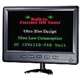 da178C DC 12V 40,6cm tragbar HD Freeview tv-hdmi Monitor mit integriertem DVB-T2DVB-T H.264Decorder.
