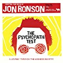 The Psychopath Test Audiobook by Jon Ronson Narrated by Jon Ronson