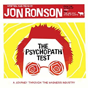 The Psychopath Test | Livre audio