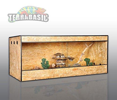 TerraBasic RepCage 150x60x60, Seitenbelüftung