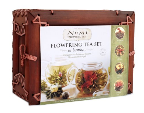 Blooming Tea Gift Set - Baby Shower Hostess Gifts