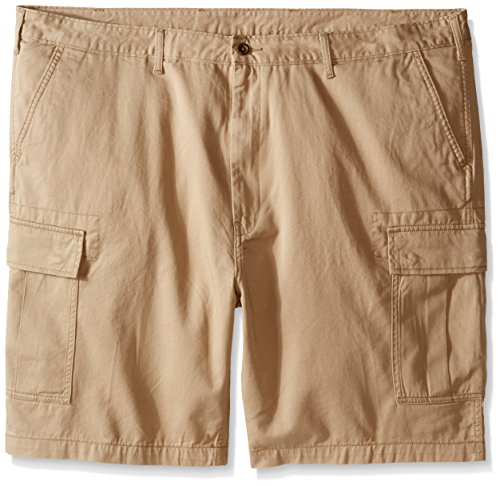 Levi's Men's Big-Tall Carrier Cargo Short, True Chino, 48 Levis Cargo Jean