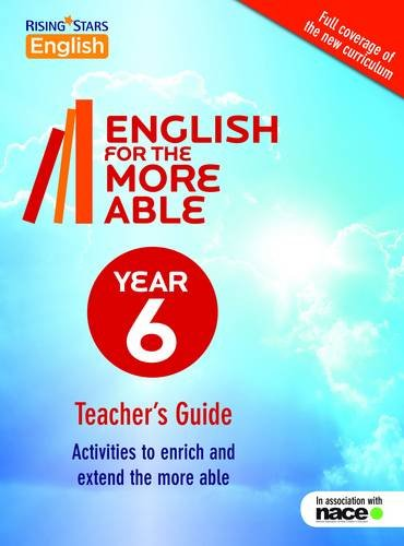 English for the More Able Year 6: Year 6 PDF