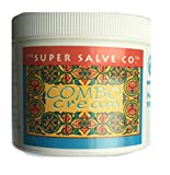 Combo Cream By the Super Salve Co. 100% Natural Herbal Skin Care - Combination of Jasmine Lotion, Mimosa Blossom Dream Cream, Calendula and Comfrey Leaf Lotion
