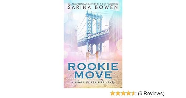 Rookie move brooklyn bruisers book 1 ebook sarina bowen amazon rookie move brooklyn bruisers book 1 ebook sarina bowen amazon kindle store fandeluxe Choice Image