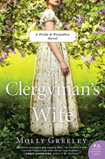 Book Cover: The Clergyman's Wife: A Pride & Prejudice Novel