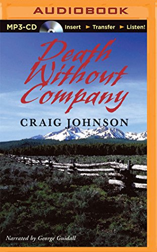 Death Without Company (Walt Longmire) by Recorded Books on Brilliance Audio