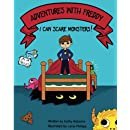 Adventures With Freddy: I Can Scare Monsters (Volume 1)