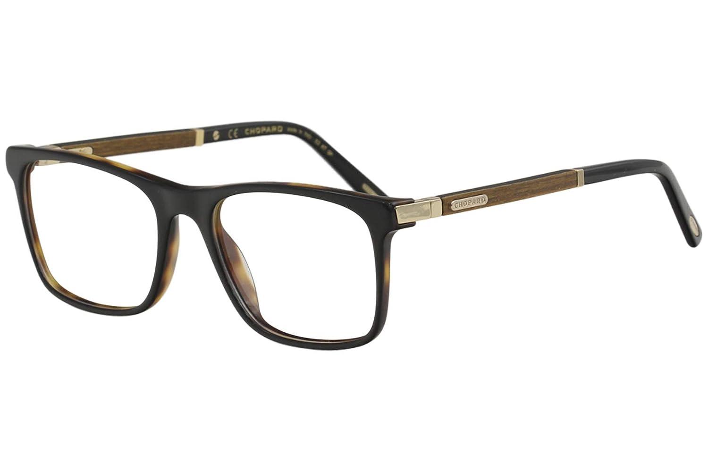 fd93ba30a7f Eyeglasses Chopard VCH 217 Black Havana U64l at Amazon Men s Clothing store