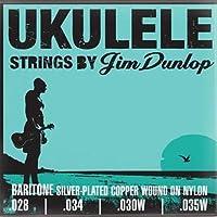 Jim Dunlop DUY304 Professional Baritone Ukulele Teli