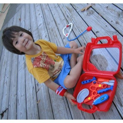 Pretend Play Medical Kit Children product image