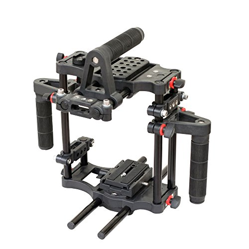 Filmcity Power DSLR Video Camera Cage Mount Rig (FC-CTH) Cage Kit at Best Price by FILMCITY