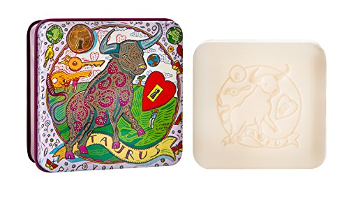 Taurus Zodiac Personality (Pre De Provence Zodiac Tin Bar Soap, Taurus, 100 Gram)