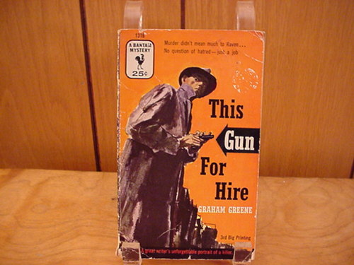 This Gun For Hire, Greene, Graham
