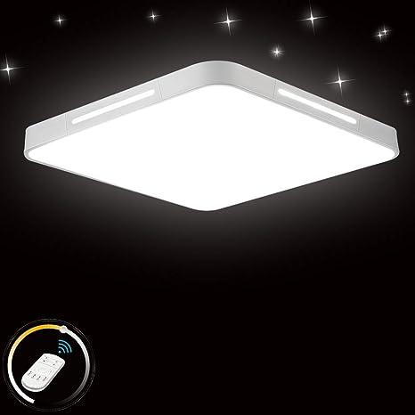 Luz de Techo LED Regulable Lámpara de techo Moderna Pasillo ...