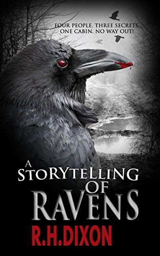 Halloween Town Stream (A Storytelling of Ravens: A Thrilling Psychological)