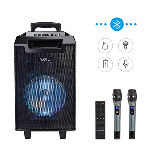 VeGue Karaoke Machine for