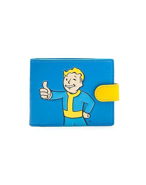 Fallout Monedero, azul (Azul) - BIO-MW040203FOT