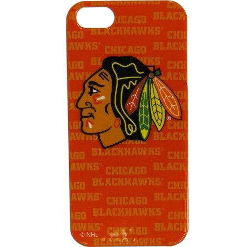 NHL Chicago Blackhawks iPhone 5 Graphics Snap on Case
