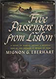 img - for Five Passengers From Lisbon book / textbook / text book
