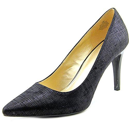 Bandolino Pumps Patent Leather (Bandolino Women's, Fairbury High Heel Pump Black 7 M)