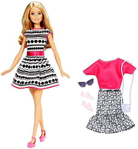 Barbie Fashions Blonde Doll