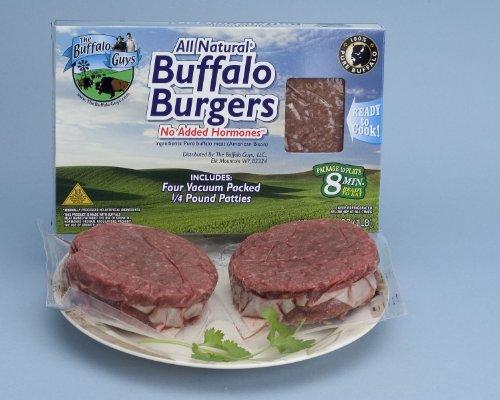 All Natural Buffalo Burgers