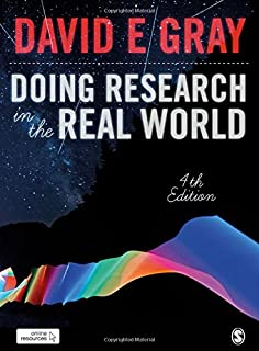 Doing research in the real world david e gray 9781446260197 doing research in the real world fandeluxe Gallery