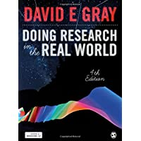Doing Research in the Real World 4ed