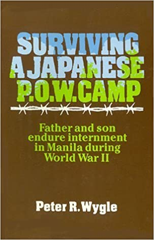 Surviving a Japanese P.O.W. Camp: Father and Son Endure Internment in Manila During World War II August 1, 1991