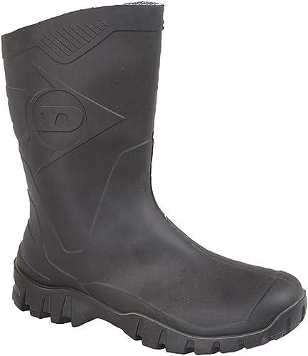 Mens Dunlop Short Half Length Ankle