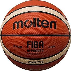 OSG Molten Gg7x - Balón de Baloncesto (Talla 7): Amazon.es ...
