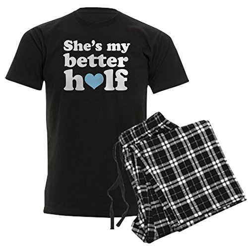 CafePress Couples Novelty Comfortable Sleepwear