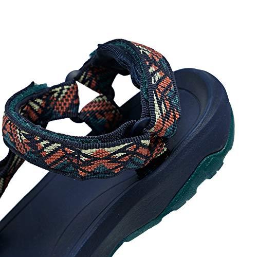 Youth Hurricane - Teva Youth Hurricane XLT 2 Textile GC100 Boomerang Sandals 4 US