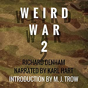 Weird War Two Audiobook