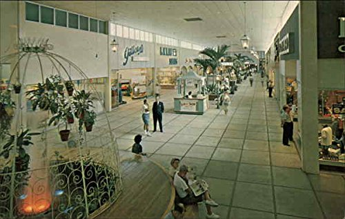 Colonal Plaza Mall Orlando, Florida Original Vintage - Mall Florida Orlando