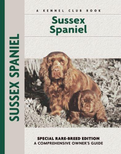 Sussex Spaniel (Comprehensive Owner's Guide) ebook