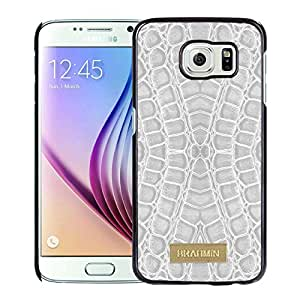 Popular Samsung Galaxy S6 Case ,Brahmin 05 Black Samsung Galaxy S6 Phone Case Unique And Durable Designed