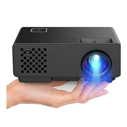 Ai LIFE Proyector Video proyector Mini proyector portátil de ...