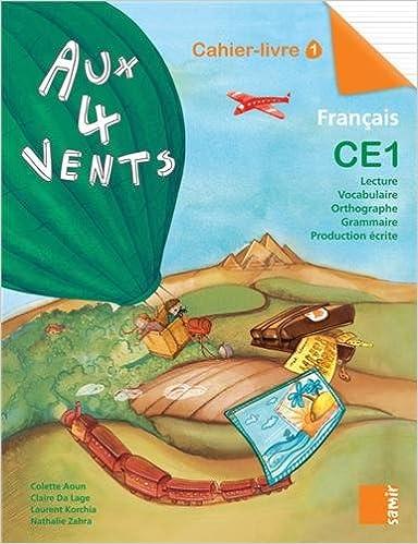 Aux 4 Vents Ce1 Cahier Livre 1 Pdf Telecharger