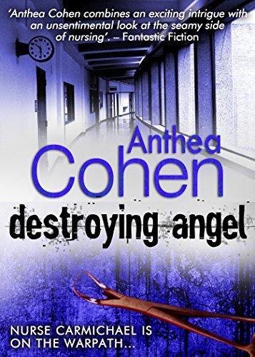 Destroying Angel (Agnes Carmichael Book 8) by [Cohen, Anthea]