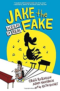 Book Cover: Jake the Fake Keeps it Real