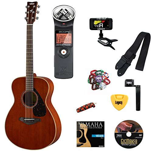 yamaha-fs850-small-body-guitar-solid-mahogany-top-mahogany-back-and-sides-with-legacy-accessory-bund