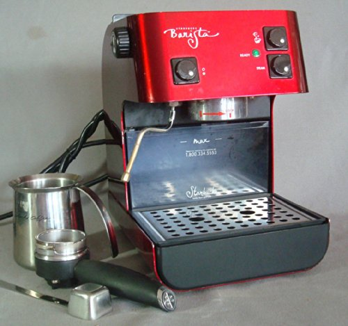 The Barista Home Espresso Machine Tutorial