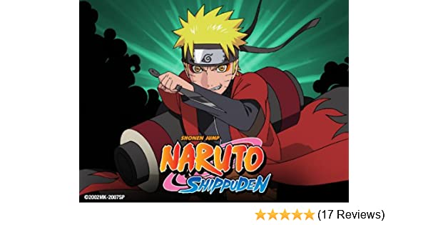 Amazon com: Watch Naruto Shippuden Uncut Season 4 Volume 1